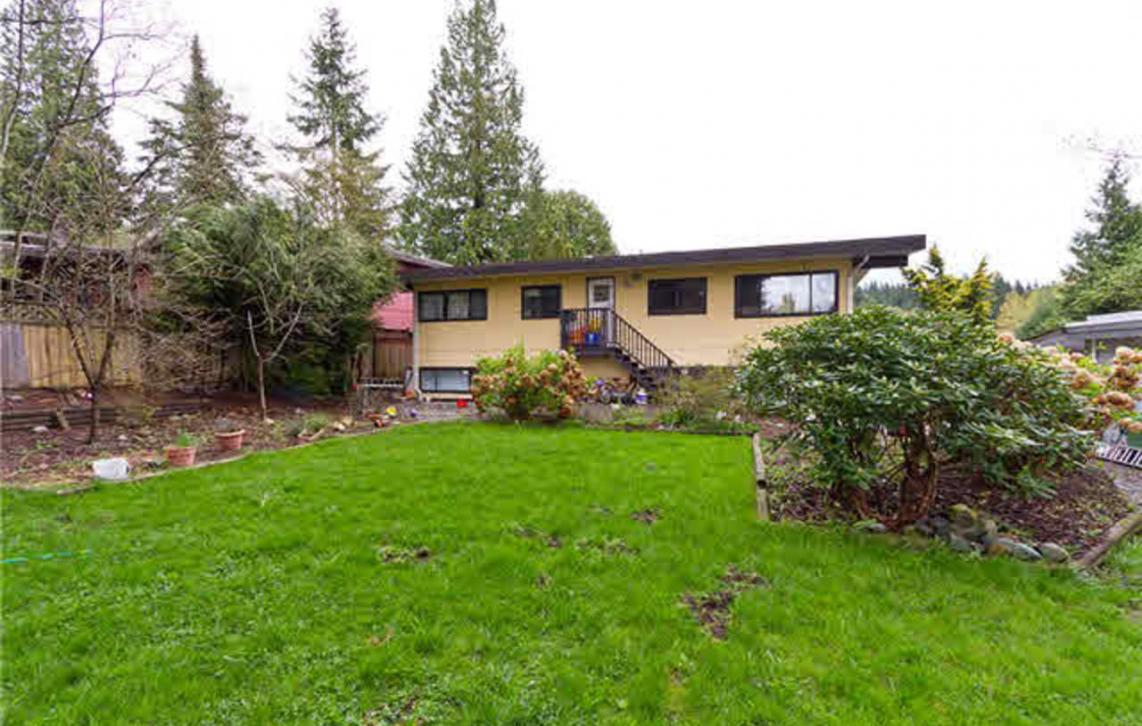 Eddystone Crescent, Windsor Park NV, North Vancouver