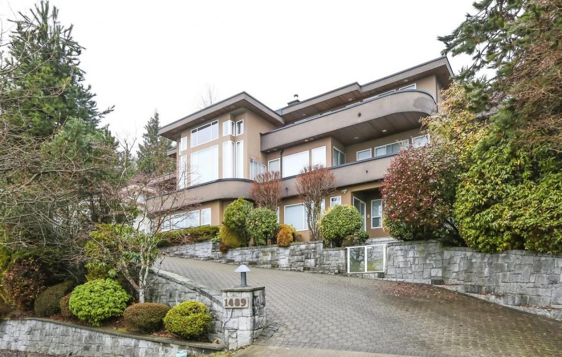 Chippendale Road, Chartwell, West Vancouver
